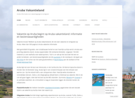 arubavakantieland.nl