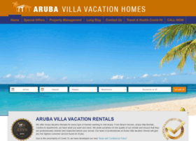 arubavillavacationhomes.com