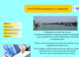 arunbook-keeping.co.uk
