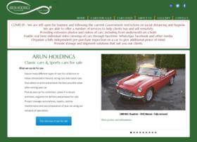 arunholdings.co.uk
