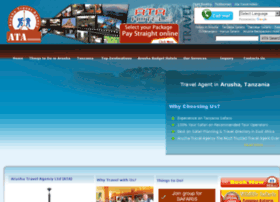arushatravelagency.com