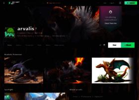 arvalis.deviantart.com