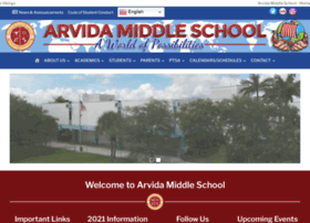 arvidamiddle.org