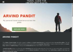 arvind-pandit.com