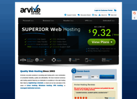 arvixededicated.com