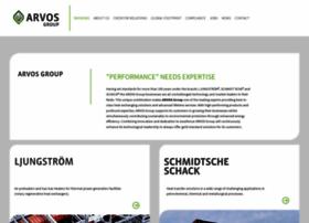 arvos-group.com