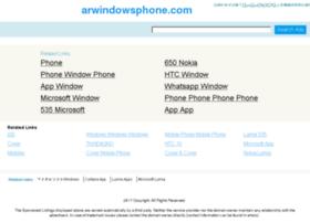 arwindowsphone.com
