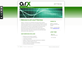 arxcorp.com