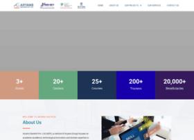 aryansedutech.com