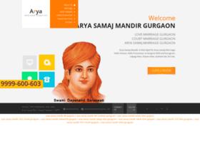 aryasamajgurgaon.com