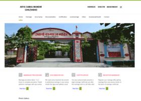 aryasamajmandiringhaziabad.com