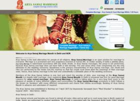 aryasamajmarriage.info