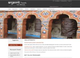 aryavrittravels.com