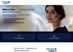 arzt.weisse-liste.de