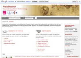 arztbibliothek.com