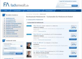 arzthaftungsrecht-fachanwalt-medizinrecht.de
