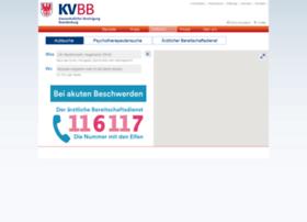 arztsuche.kvbb.de