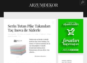 arzumdekor.com.tr