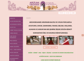 arzumorganize.com