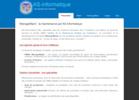 as-informatique.com
