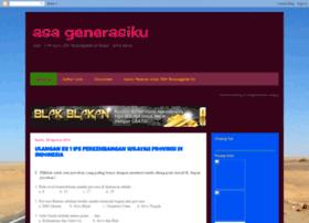 asagenerasiku.blogspot.com