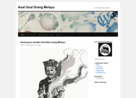 asalusulorangmelayu.wordpress.com