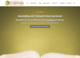 asambleadeyahweh.com