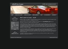 asapcarloans.com