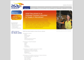 asaprecruitment.com.au