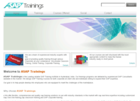 asaptrainings.com