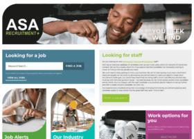 asarecruitment.co.uk