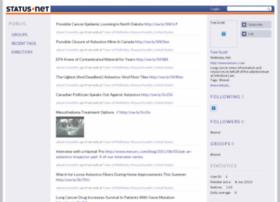 asbestos.status.net