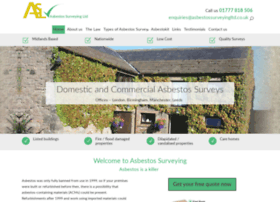 asbestossurveyingltd.co.uk