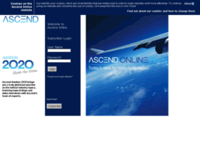 ascend.flightglobal.com