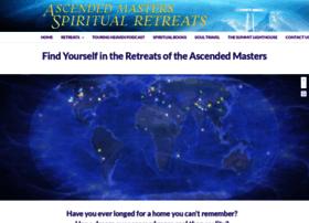 ascendedmastersspiritualretreats.org