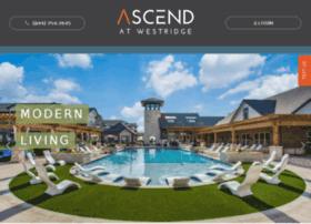 ascendwestridge.com