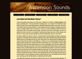 ascensionsounds.com