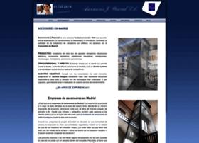 ascensoresjpascual.com