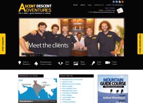 ascentdescentadventures.com