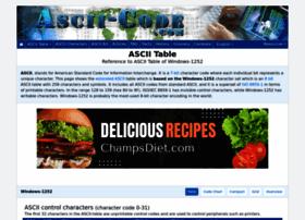 ascii-code.com
