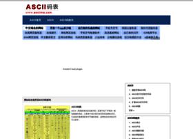 asciima.com