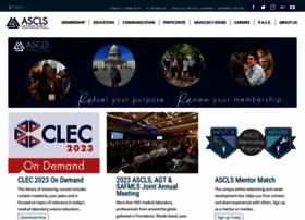 ascls.org