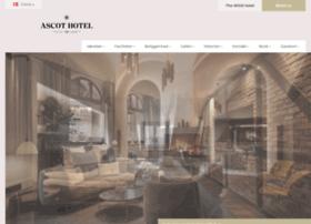 ascot-hotel.dk