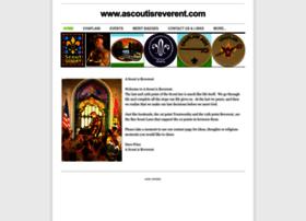 ascoutisreverent.com