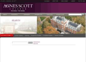 ascsearch.agnesscott.edu