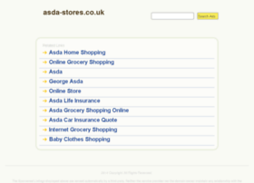 asda-stores.co.uk