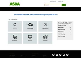 asda-stores.custhelp.com