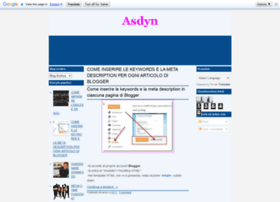 asdyn.blogspot.it