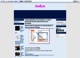 asdyn.blogspot.it