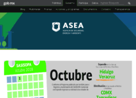 asea.gob.mx
